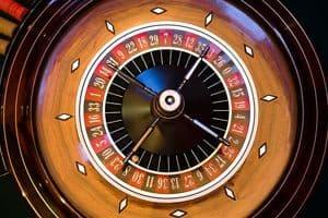 Roulette wiel / rad